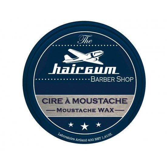 Воск для усов и бороды Hairgum Moustache Wax
