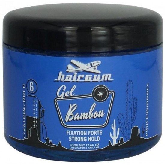 Гель для укладання волосся Hairgum Bamboo Fixing Gel