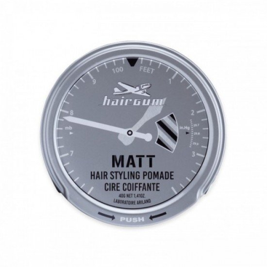 Помада для укладки волосся Hairgum Matt Hair Styling Pomade