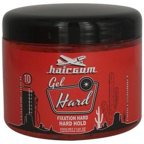 Гель для укладки волос Hairgum Hard Fixing Gel