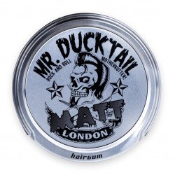 Помада для укладки волос Mr. Ducktail Matt Styling Pomade