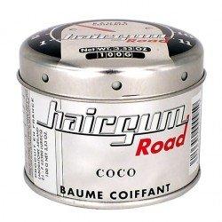 Помада для укладки волосся Hairgum Road Coconut Pomade