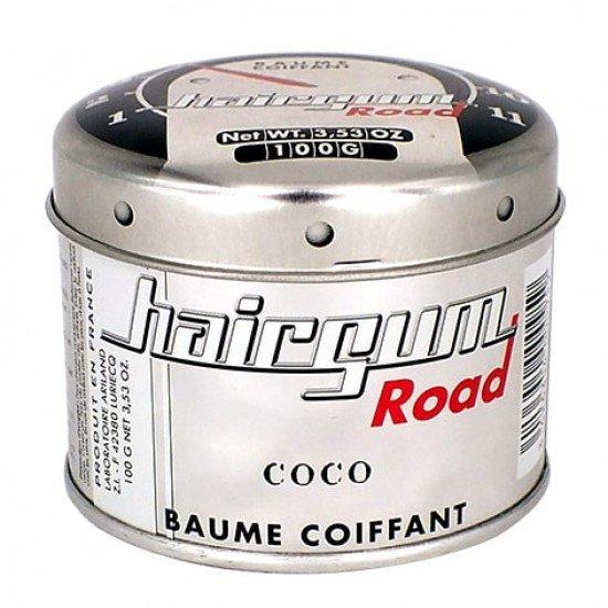 Помада для укладки волос Hairgum Road Coconut Pomade