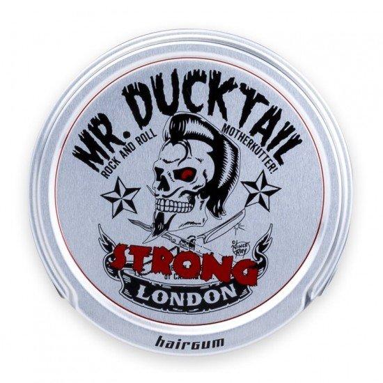 Помада для укладки волосся Mr. Ducktail Strong Styling Pomade