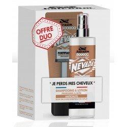 Мужской подарочный набор Hairgum Nevada Purifying Duo (Shampoo+Lotion)
