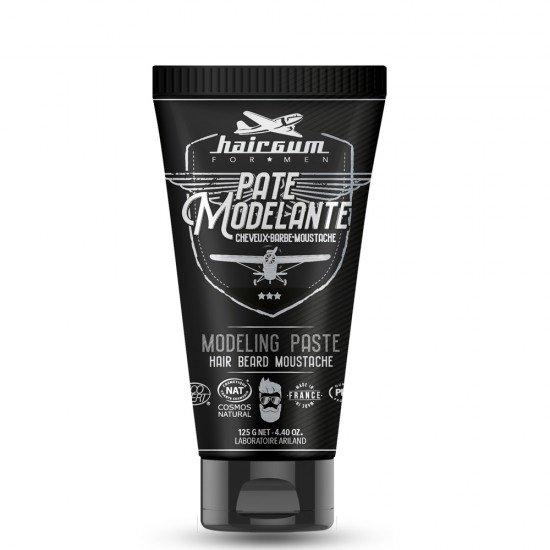 Паста для укладання волосся і бороди Hairgum For Men Modeling Paste